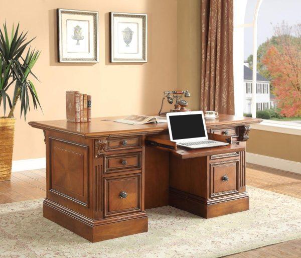 Oxford freistehender Schreibtisch