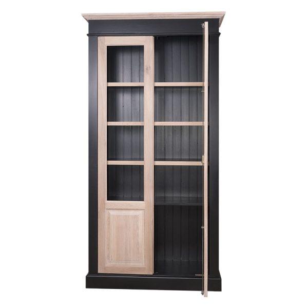 Amsterdam #583 Glass Door Bookcase