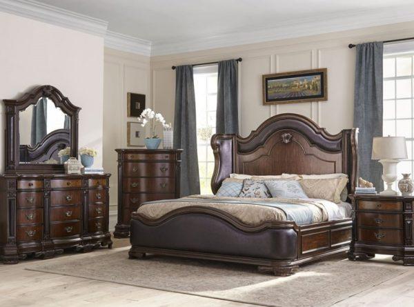 Edinburgh Schlafzimmer