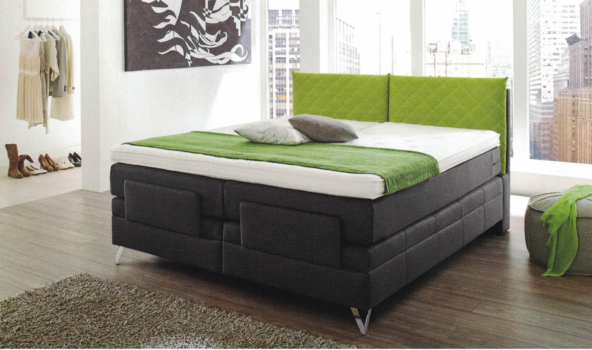 melil boxspringbett m bel international. Black Bedroom Furniture Sets. Home Design Ideas