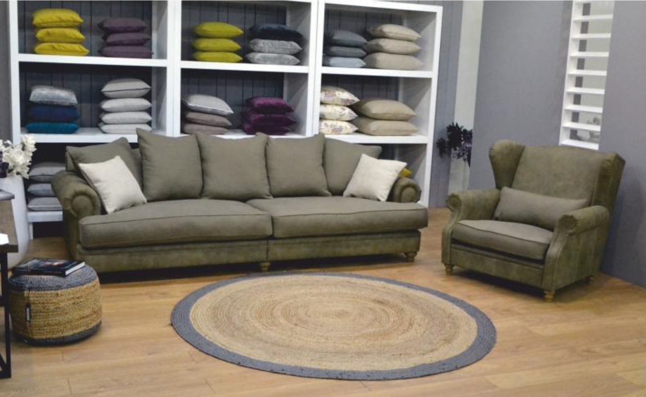 Modell 2023 XL Sofa Garnitur ~ Möbel International