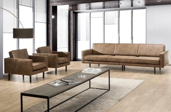 Modell 2043 Sofa Garnitur