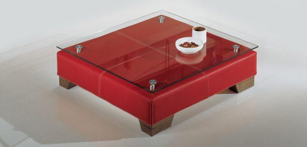 kleiner Tisch Glas