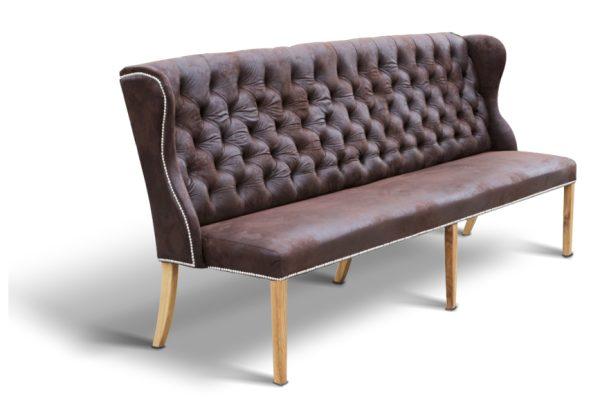 Stühle und Bänke für die Kollektion Rustica