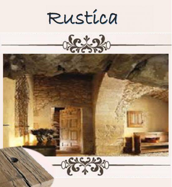 Tische in verschieden Stilrichtungen innerhalb Rustica