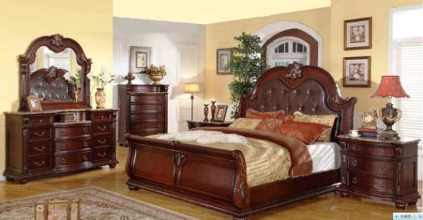 Floeur de lille  Schlafzimmer